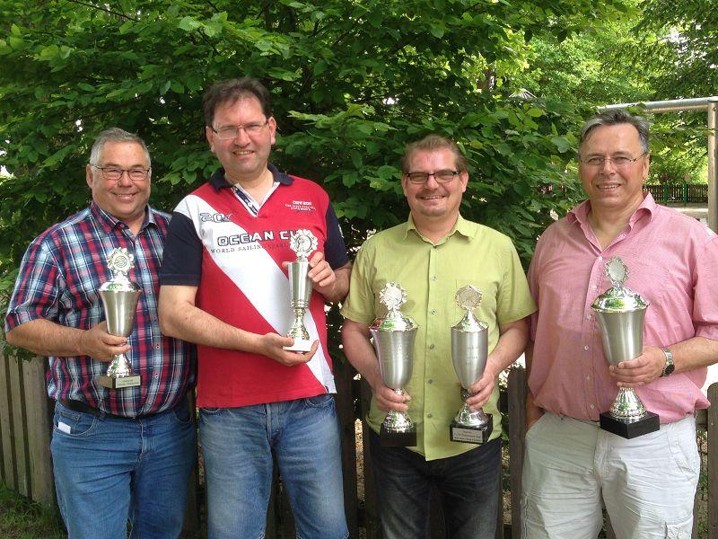 2017 Sieger Pokalschiessen Zweite Kompanie